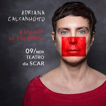 SHOW ADRIANA CALCANHOTO