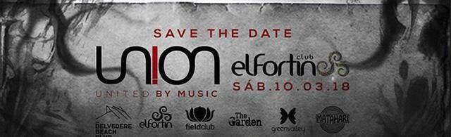 Save the Date :: Union :: El Fortin Club