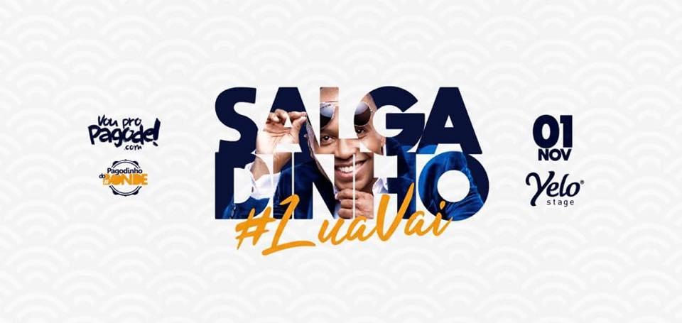 SALGADINHO #LUAVAI | 01.11