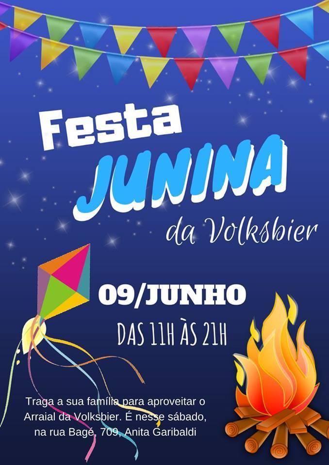 Festa Junina da Volksbier