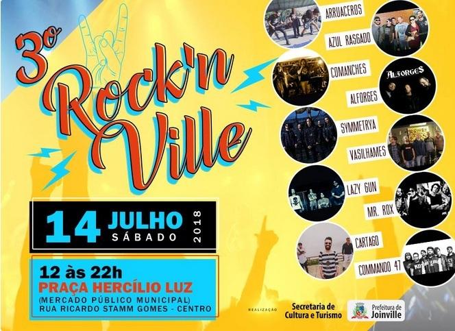 3º ROCK'NVILLE