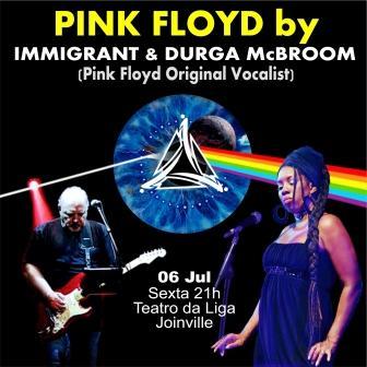 Pink Floyd By Immigrant & Durga McBroom