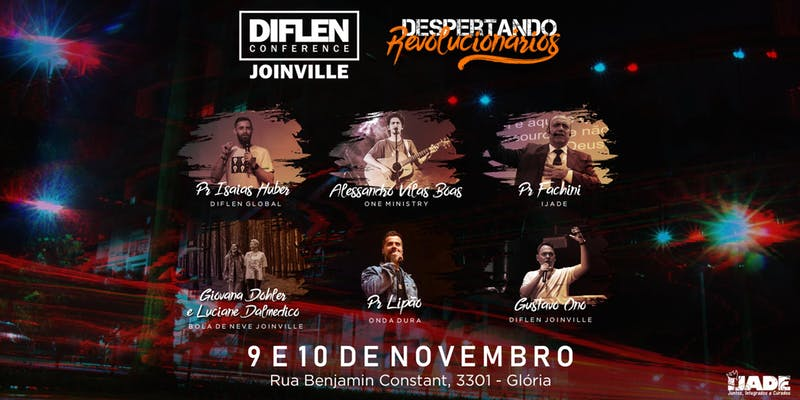 DIFLEN CONFERENCE JOINVILLE 2018