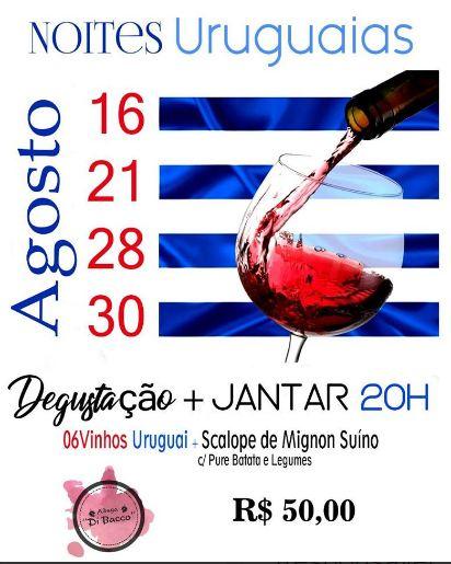 Noites Uruguaias