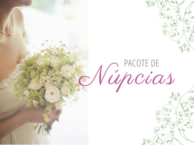 PACOTE DE NÚPCIAS