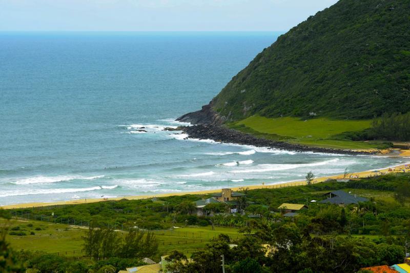 As melhores praias para surfar em SC