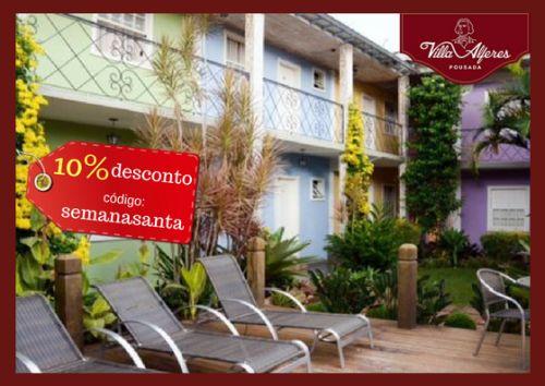 Promoção Pousada Villa Alferes