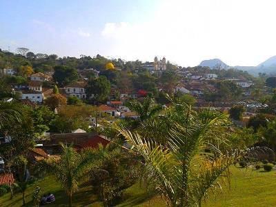 Tiradentes, uma pequena, bucólica, turística, refinada, movimentada cidade turística mineira