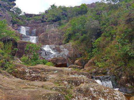 Cachoeira em Tiradentes