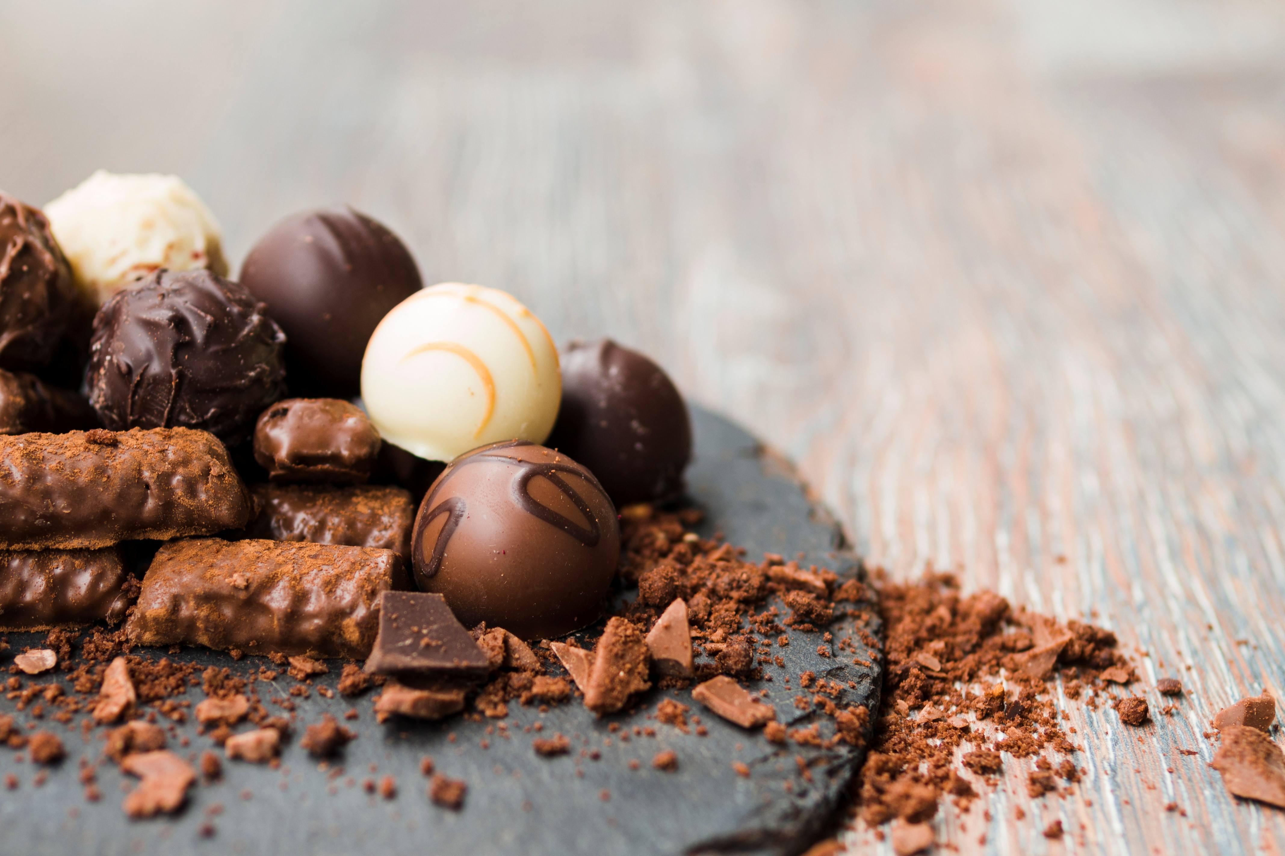 A fantástica fábrica de chocolates de Monte Verde!