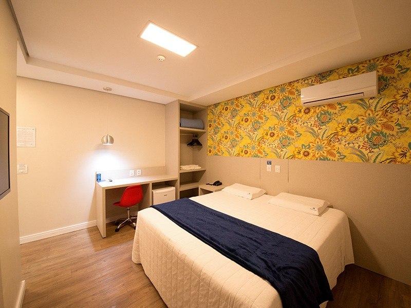Apartamento de hotel ideal? Conheça a nossa opção de Apartamentos Luxo