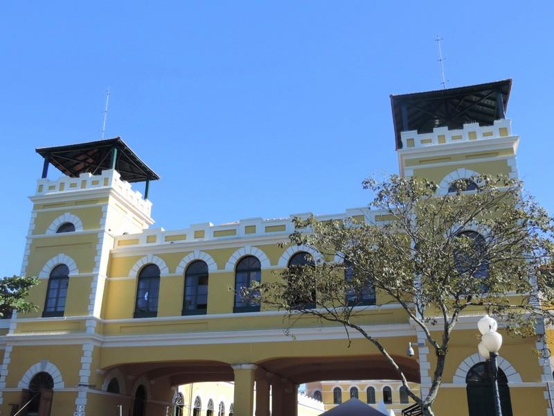 Visitando o mercado Público de Florianópolis!
