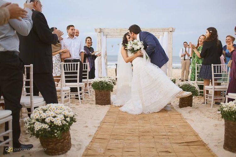 Vestidos para usar no seu casamento na praia!