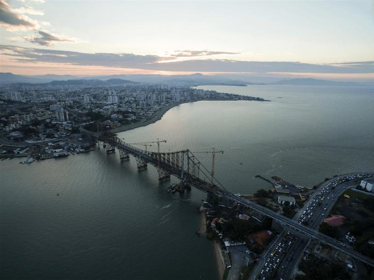 Aniversário de 346 anos de Florianópolis