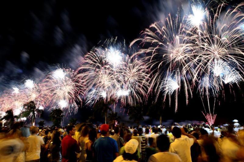 Florianópolis é o destino mais famoso para o Réveillon 2019