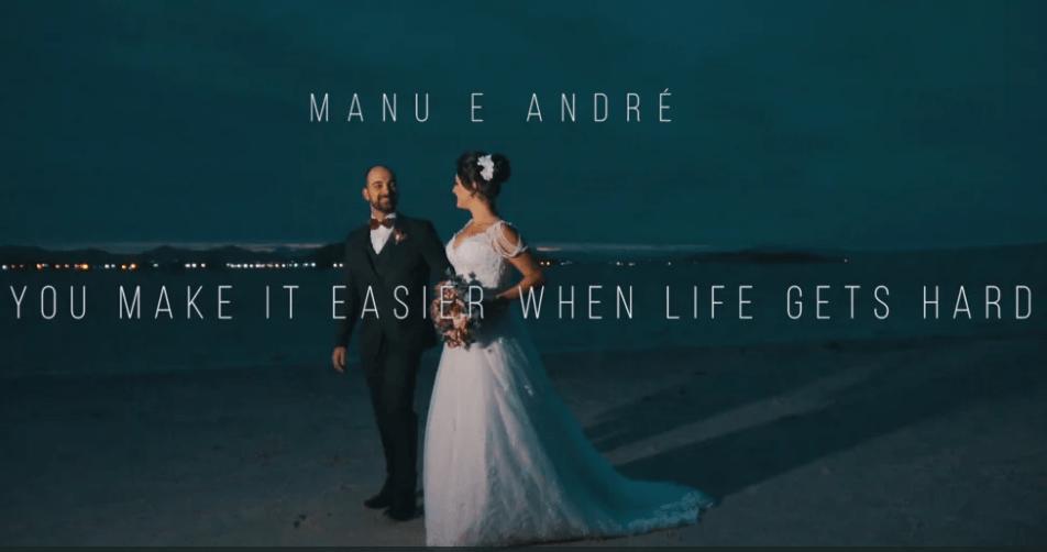 Casamento à beira mar no Hotel Costa Norte Ponta das Canas