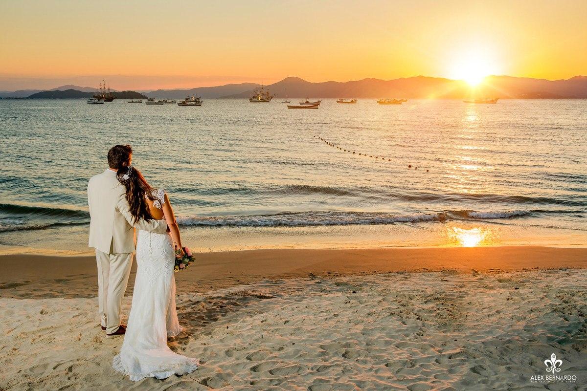 Veja como foi o casamento que abriu a temporada de celebrações nos Hotéis Costa Norte