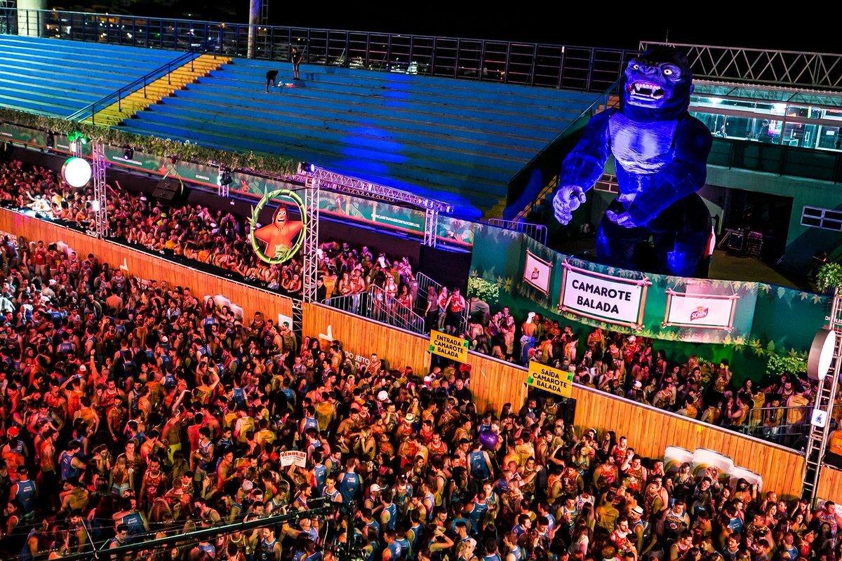 Carnaval fora de época vai agitar Floripa