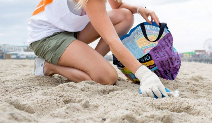 Dicas para cuidar das praias