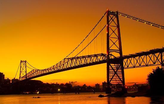 Melhores lugares para aproveitar o pôr do sol em Florianópolis