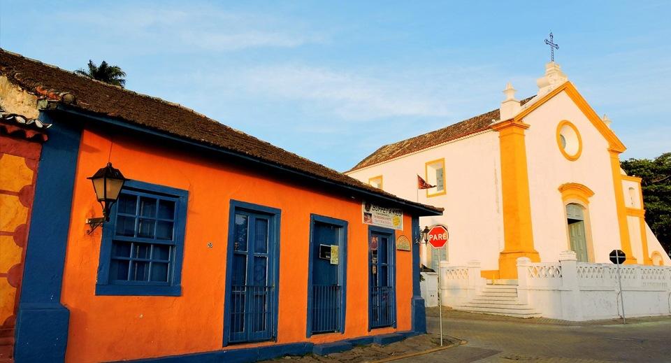 Turismo histórico em Santo Antônio de Lisboa