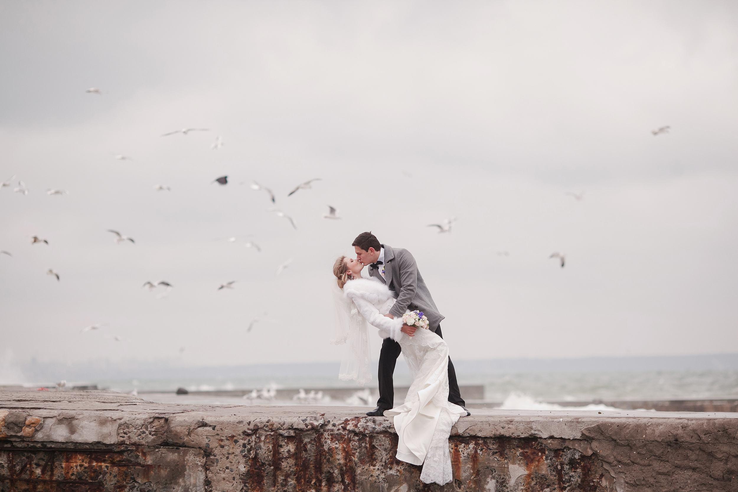 Casar no inverno - em Floripa - é uma boa ideia!