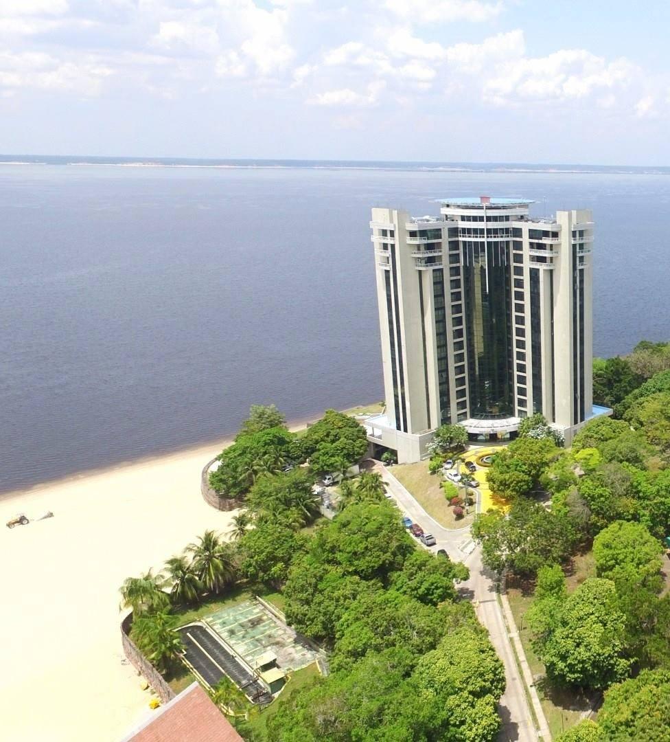 Réveillon 2019 Manaus é no Tropical Executive Hotel - Pacotes de Ano Novo em Manaus