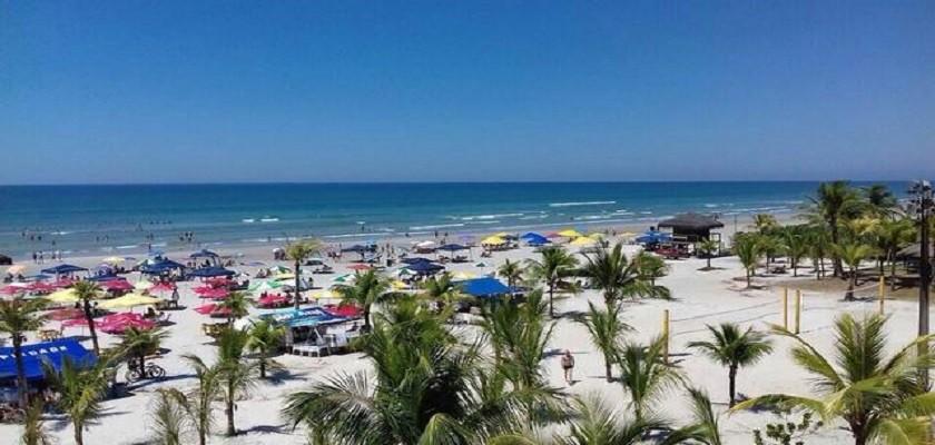 Praia de Boracéia