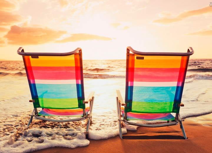 Empréstimo de Artigos de Praia