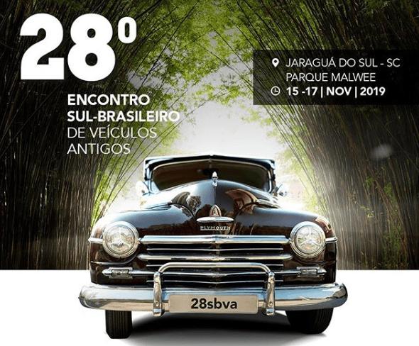 28º Encontro Sul-Brasileiro de Veículos Antigos
