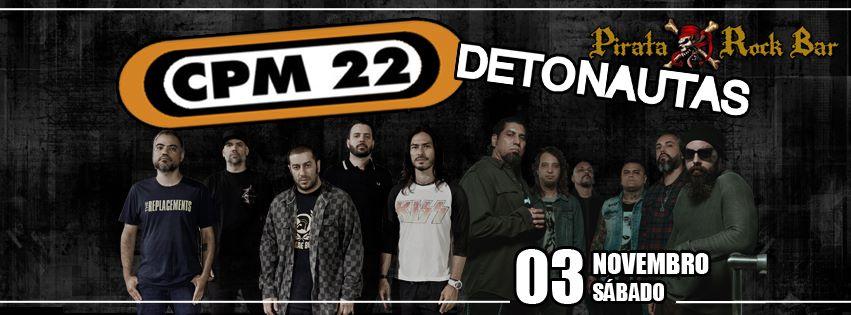 Show - CPM 22 e Detonautas