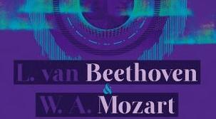 CONCERTO - Wolfgang Amadeus Mozart e Ludwig van Beethoven.