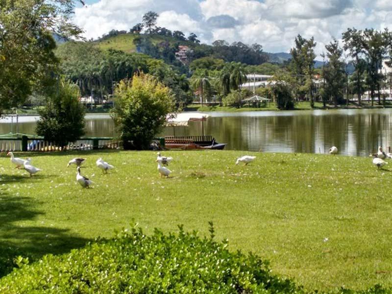 Parque das Águas de São Lourenço