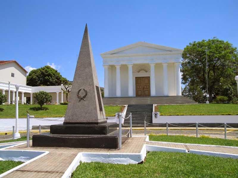 Templo da Sociedade Brasileira de Eubiose