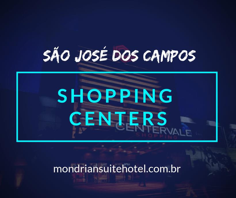 Shopping Centers de São José dos Campos