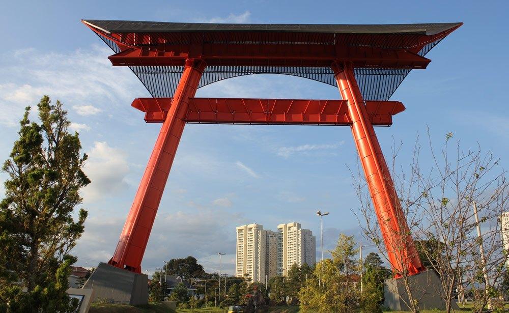 Monumento Japonês em São José dos Campos