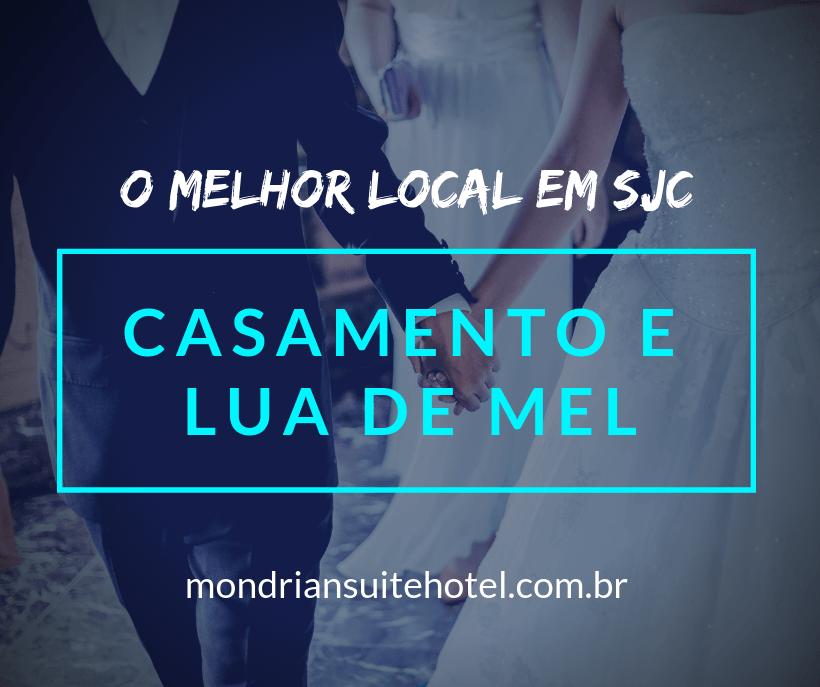 Casamento, dia da noiva e lua de mel em São José dos Campos