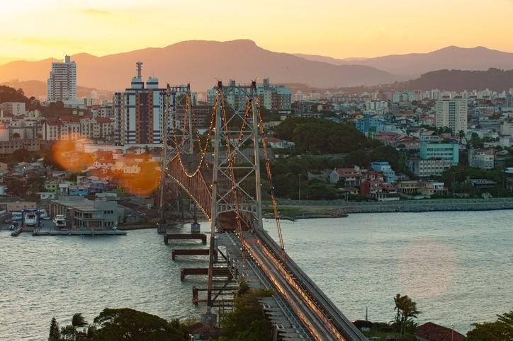 Florianópolis te espera em todas as estações!