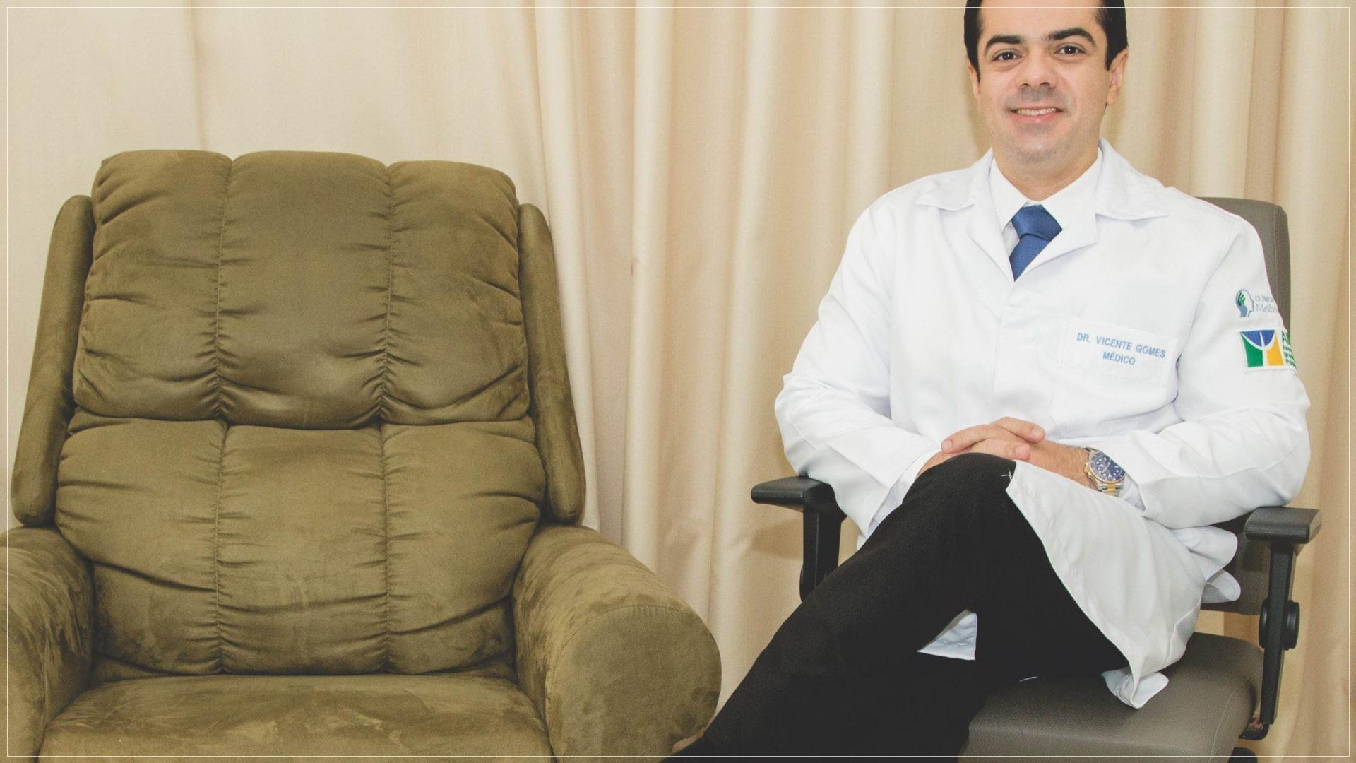 Ritter Hotéis recebe Dr. Vicente Gomes