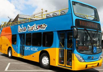 CITY TOUR LINHA TURISMO